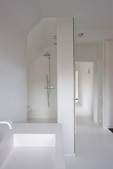 Het Atelier - Interieur (Hooglede, West-Vlaanderen) | project: DeWit ...