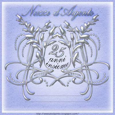Festeggiare 25 Anni Di Matrimonio Invito Romantico Nozze D Argento 25 Anniversario Di Matrimonio Anniversario Di Matrimonio