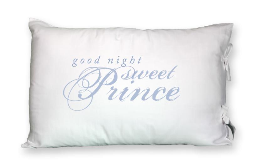 Faceplant Pillowcases Faceplant Dreams 100% Cotton Pillowcases Imprinted With Messages
