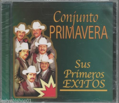 Sus Primeros Exitos by Conjunto Primavera (CD, Sep-2006, BCI-Eclipse...