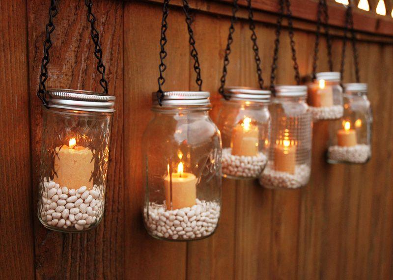 10 Outdoor Lighting Ideas To Buy Or Diy Diy Outdoor Lighting House Lighting Outdoor Mason Jar Projects