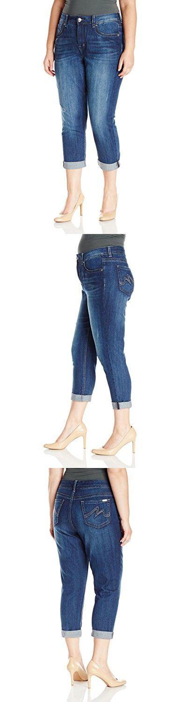 b4f38950a58 Melissa McCarthy Seven7 Women s Plus Size Girlfriend Jean