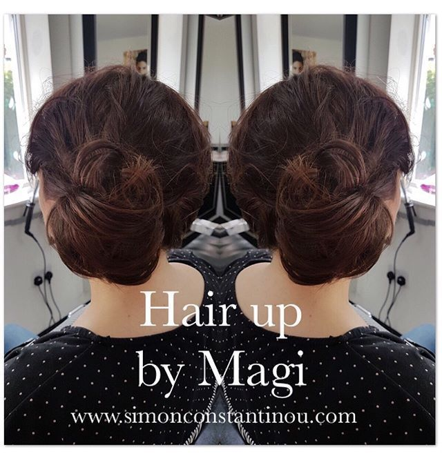 Here's the beautiful results from a Bridal hair trial by Magi  This sophisticated low side bun is perfect for any special occasion and would look great with that outfit you bought for your Christmas do!  Book a party hair up with Magi or one of our other hair-up specialists  call 02920461191  O.Constantinou & Sons 99 Crwys Rd Cardiff. CF24 4NF #SimonConstantinou #HairdressersCardiff #HairupCardiff #HairUp #Christmas #PartyHair #lowbun #sidebun #lowsidebuns Here's the beautiful results from a Bri #lowsidebuns