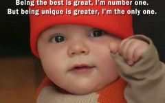 Cute Quotes For Baby Pictures