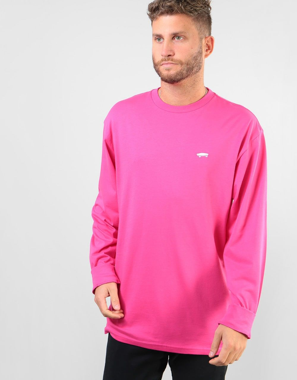 2706350b6 Vans Skate L/S T-Shirt - Magenta   Flash Sale   Route One   Stuff i ...
