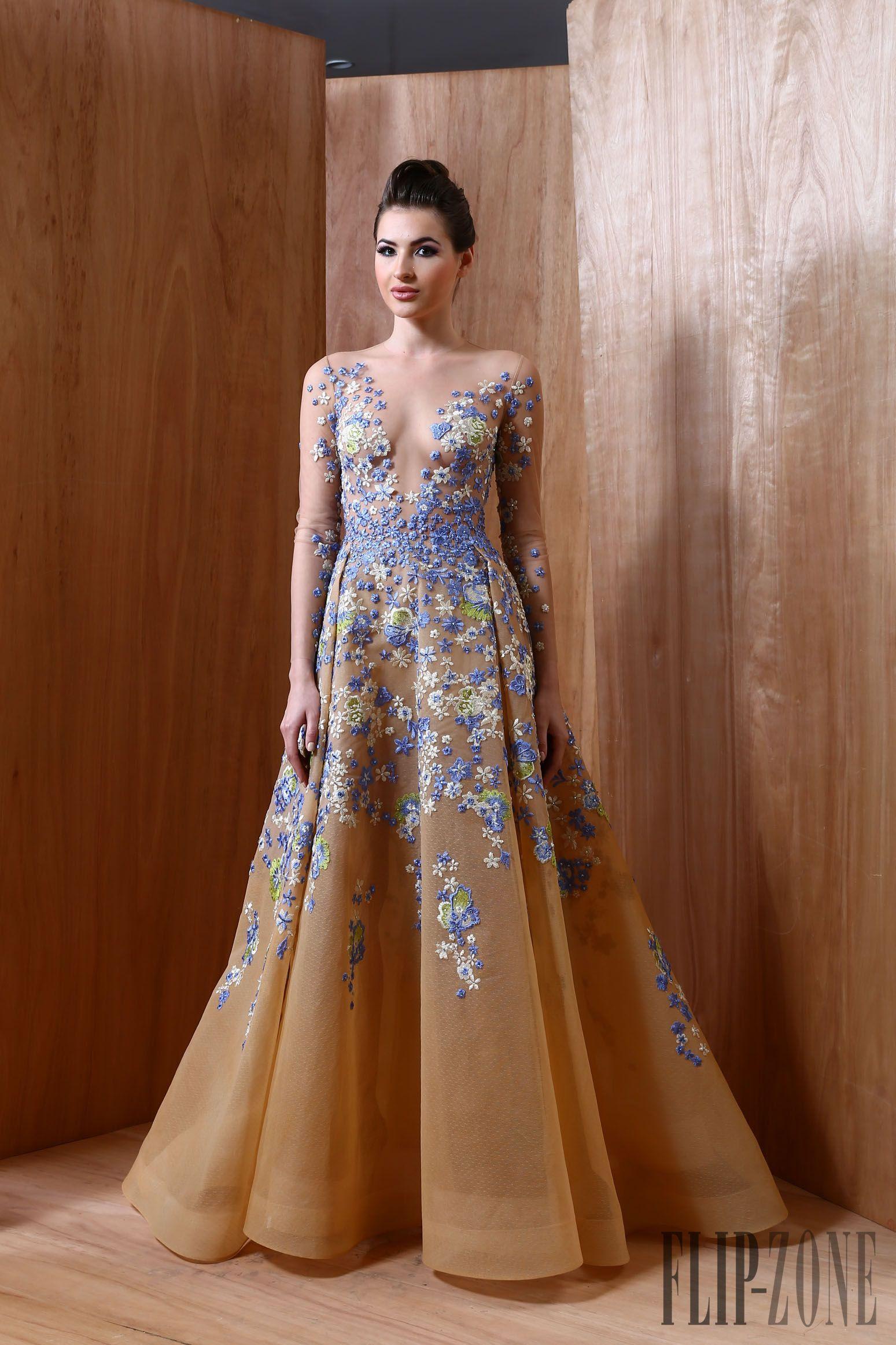 Antonios couture springsummer couture flipzone