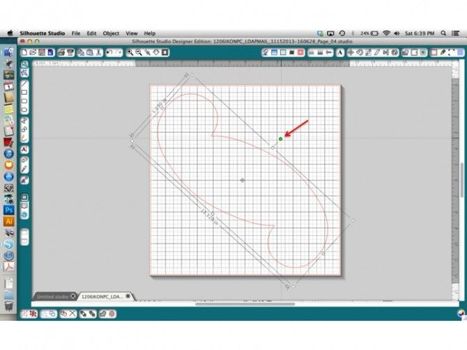 How to scan a sewing pattern into silhouette cameo software ...