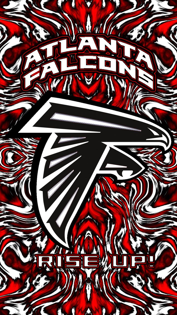 Images For Gt Atlanta Falcons Wallpaper Hd Rise Up Jpg 720 1280 Atlanta Falcons Wallpaper Atlanta Falcons Atlanta Falcons Art