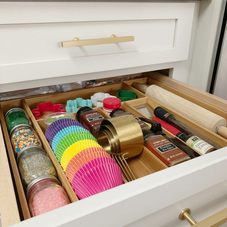 Baking Supplies Organized Best Of Style Dwell Kitchen