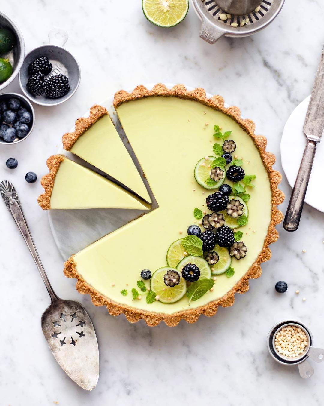 "Mei Yee auf Instagram: ""Key Lime Pie"