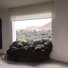 Lava Window