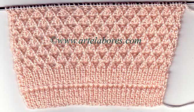 Calcetines a dos agujas patrones pinterest volante - Como hacer calcetines de lana ...