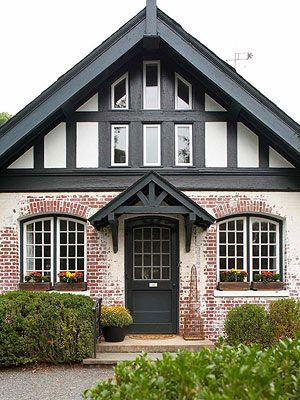 Brick Siding Ideas House Exterior Brick Siding Facade House