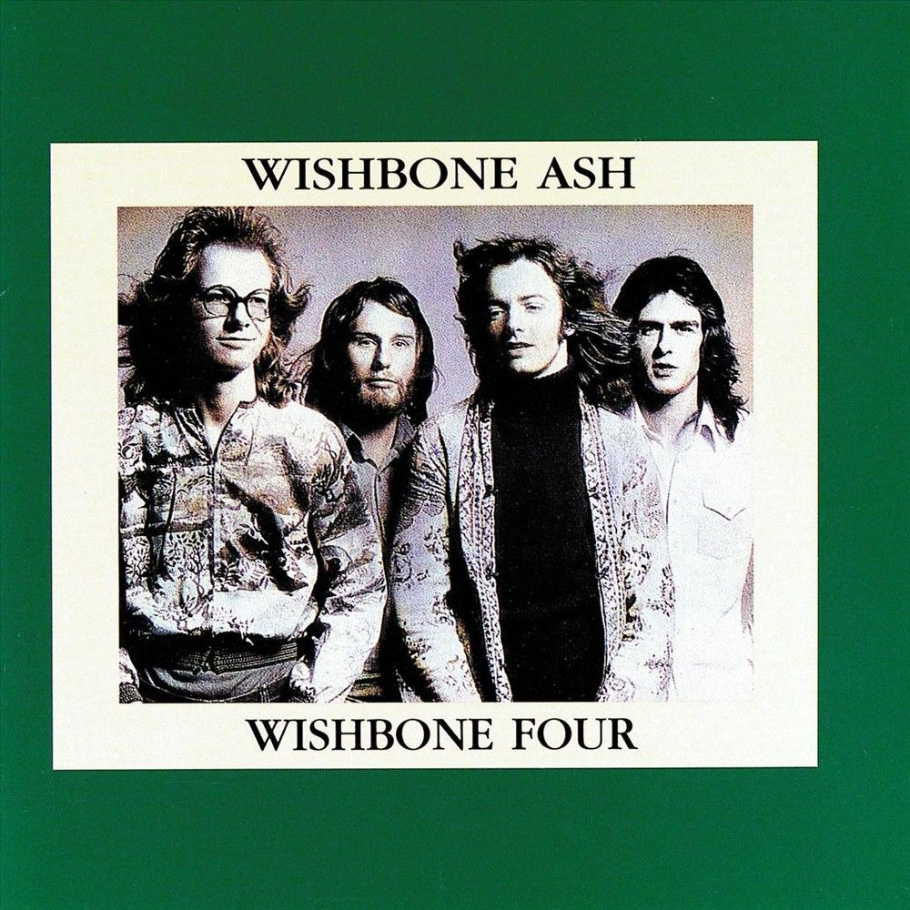 Wishbone Ash - Wishbone Four (CD)