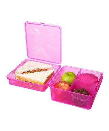 We LOVE #sistema for lunches! We've used these everyday for 5 years!