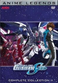 Gundam SEED DVD Collection 2 (Hyb) - Anime Legends #RightStuf2013
