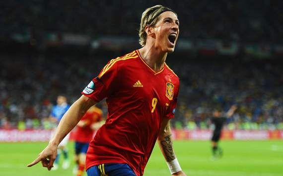 Golden Boot Winner Euro 2012 - Fernando Torres