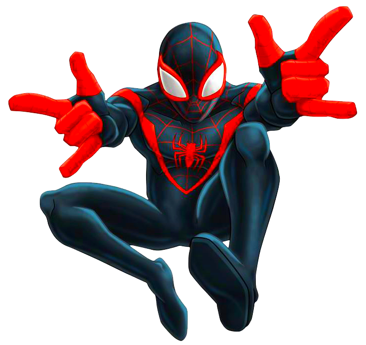 Ultimate Spiderman Png Image Ultimate Spiderman Spiderman Miles Morales Spiderman