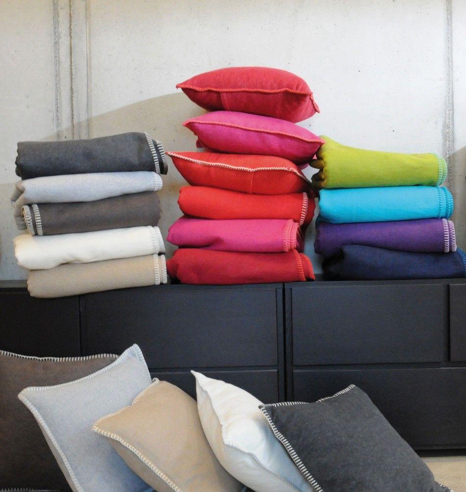 david fussenegger flanelldecke decke im winter look wolldecken plaids. Black Bedroom Furniture Sets. Home Design Ideas