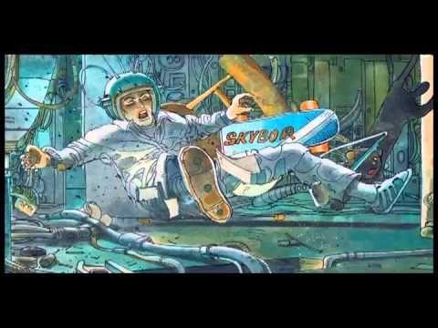 Serie documental con animación, sobre la vida y obra de Juan Giménez. Animated documentary series about the life and work of Juan Giménez.