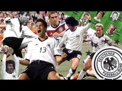 Beste Deutsche Fußballer Aller Zeiten
