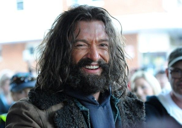 Long Hairstyles Of Hugh Jackman Wolverine Hugh Jackman Hugh Jackman Long Hair Styles Men