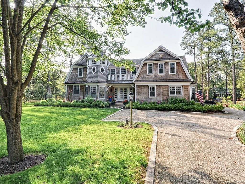 Sussex County Delaware Residential Mls Listings Rehoboth Beach Rehoboth Dutch Colonial