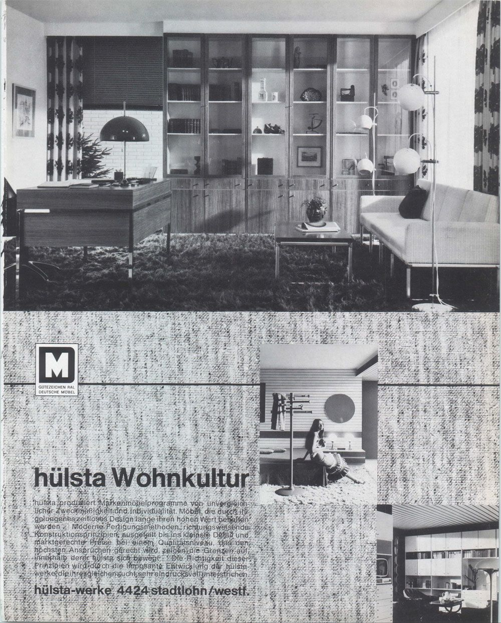 Hülsta Wohnkultur | In This House That I Call Home | Pinterest | Mid ...