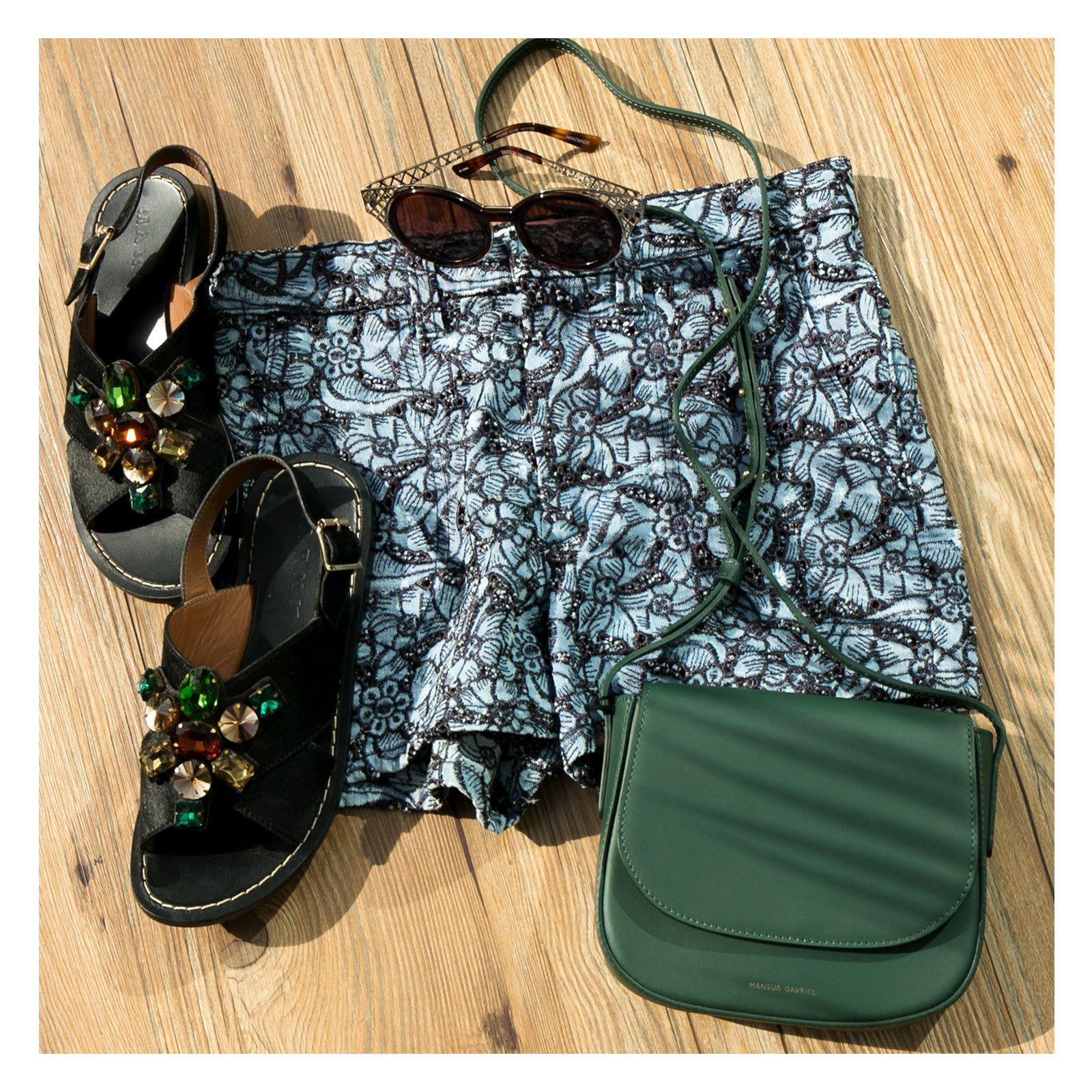 Summer Essentials Marni jeweled sandals, Isabel Marant