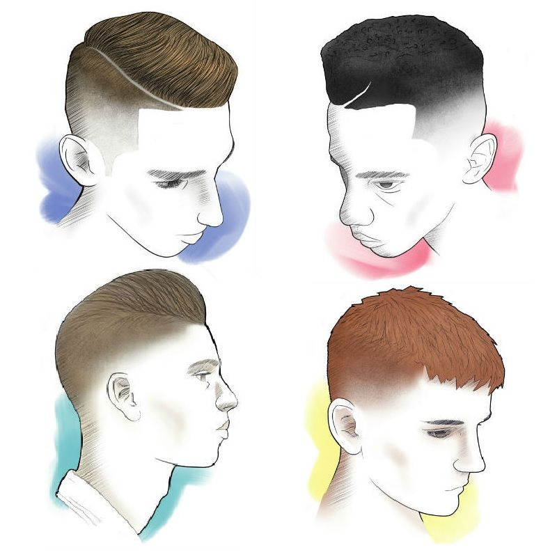 Quer adotar um dos cortes de cabelo masculino que estão em ...