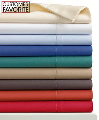 3 PCs Fitted Sheet 1000 Count Pima Cotton Navy Blue Solid Extra PKT