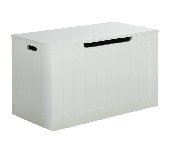 Buy Argos Home Shaker Blanket Box White Ottomans Blanket Box White Ottoman Furniture