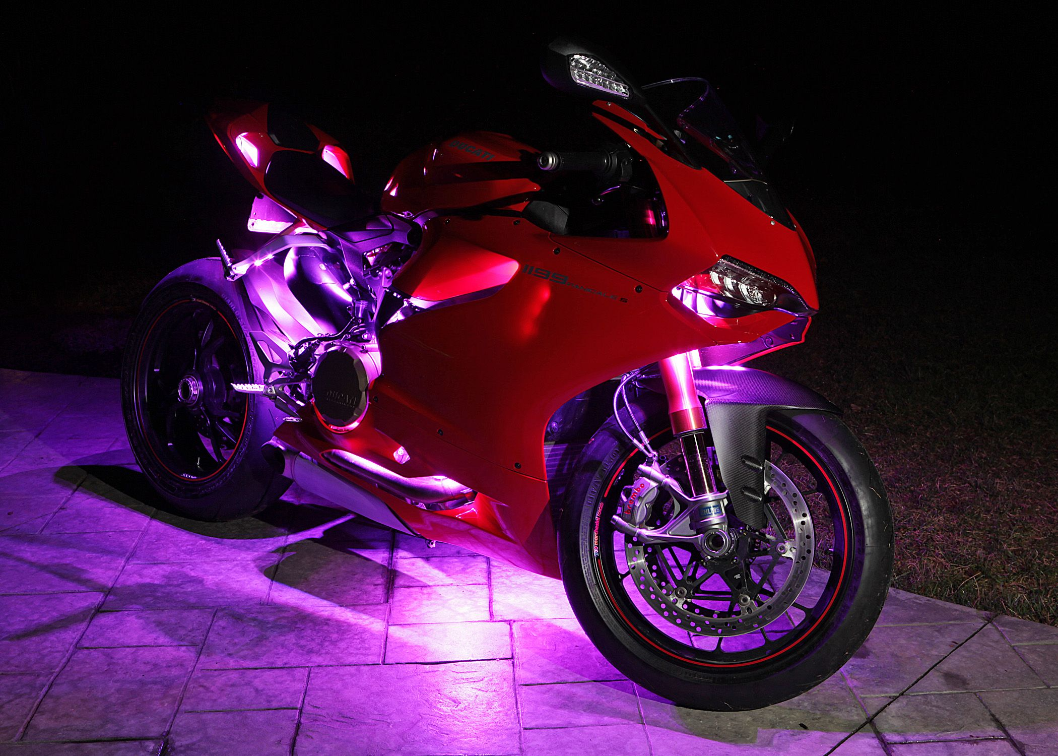 id motorcycle led lights flasher or lighting automotive