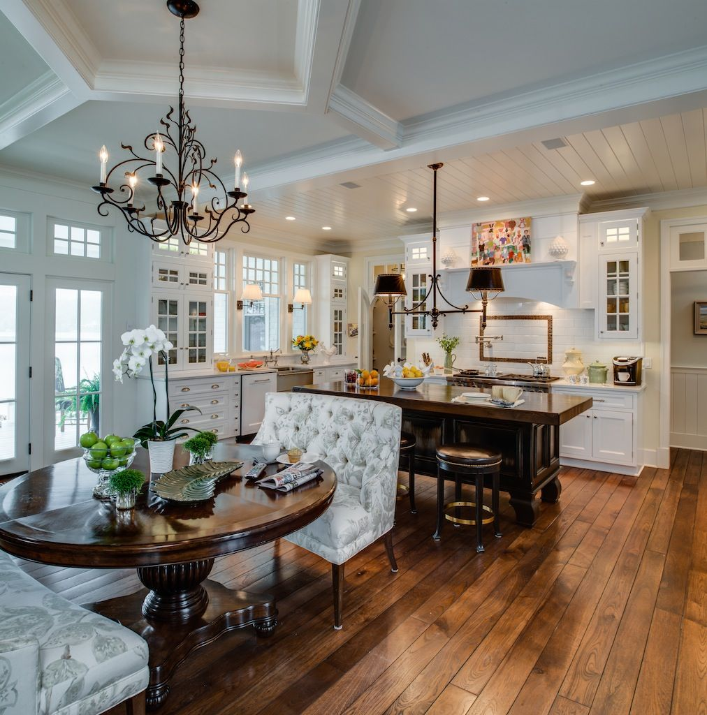 European Style Kitchen Remodeling Ideas: Pin By Amber Foy On Decorating And Design