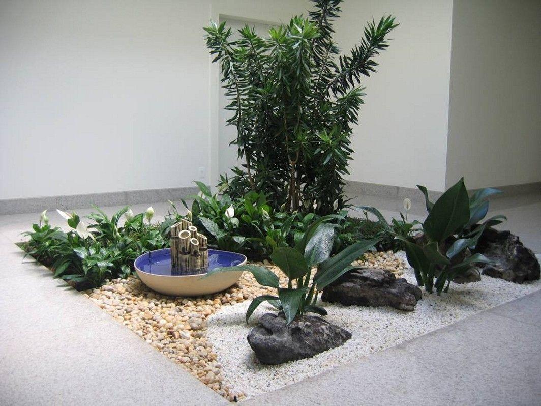 Indoor Rock Garden Ideas Photos Design For Decor Interior