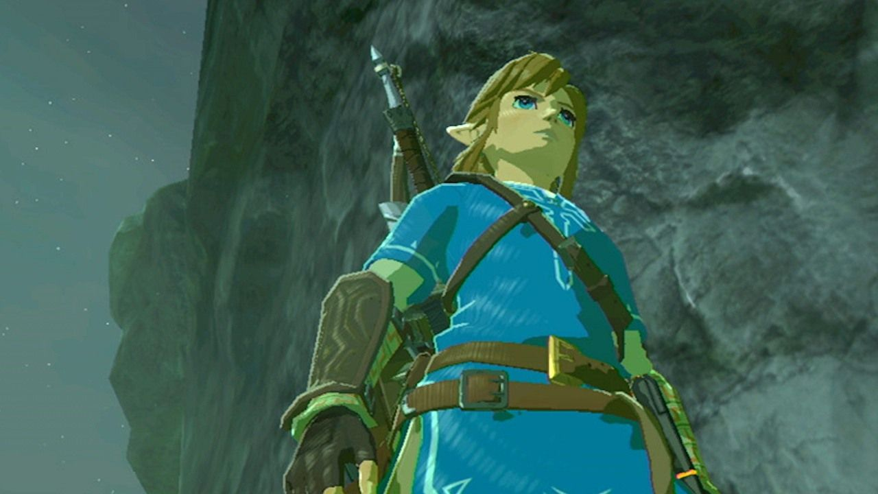 7 Minutes Of Legend Of Zelda Breath Of The Wild Nighttime Gameplay Ign Video Legend Of Zelda Breath Of The Wild Legend Of Zelda Breath