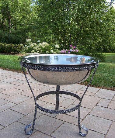 Merveilleux This Antique Pewter Ice Bucket U0026 Stand Is Perfect! #zulilyfinds