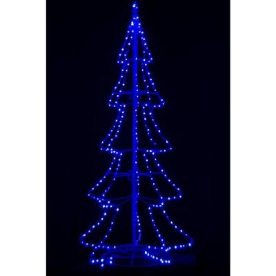 Home Accents Holiday 8 Ft Outdoor Led 3d Silhouette Tree