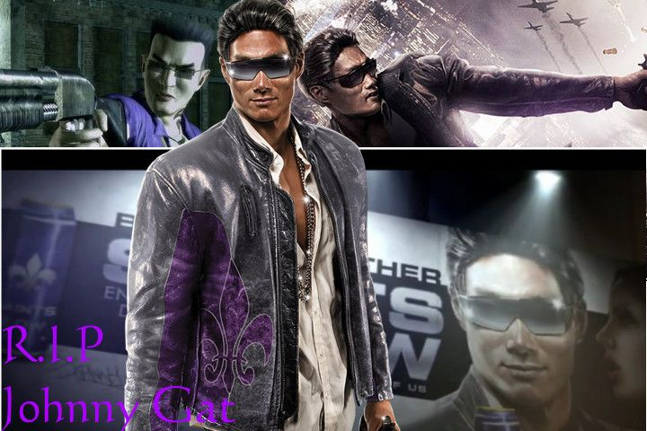 Saints Row 4 Johnny Gat Alive