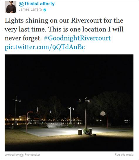 #GoodnightRivercourt  <3 wahhh. so depressing :'''(