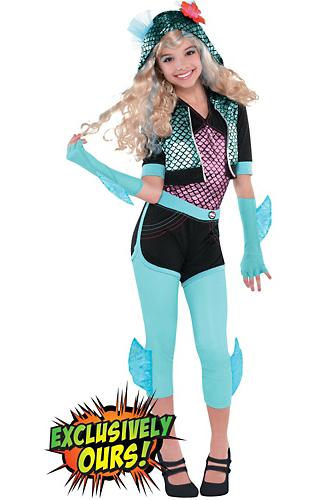 Monster High Lagoona Blue Kostuem.Lagoona Blue Merchandise Images Party City Costumes Monster High Costume Monster High Halloween Costumes
