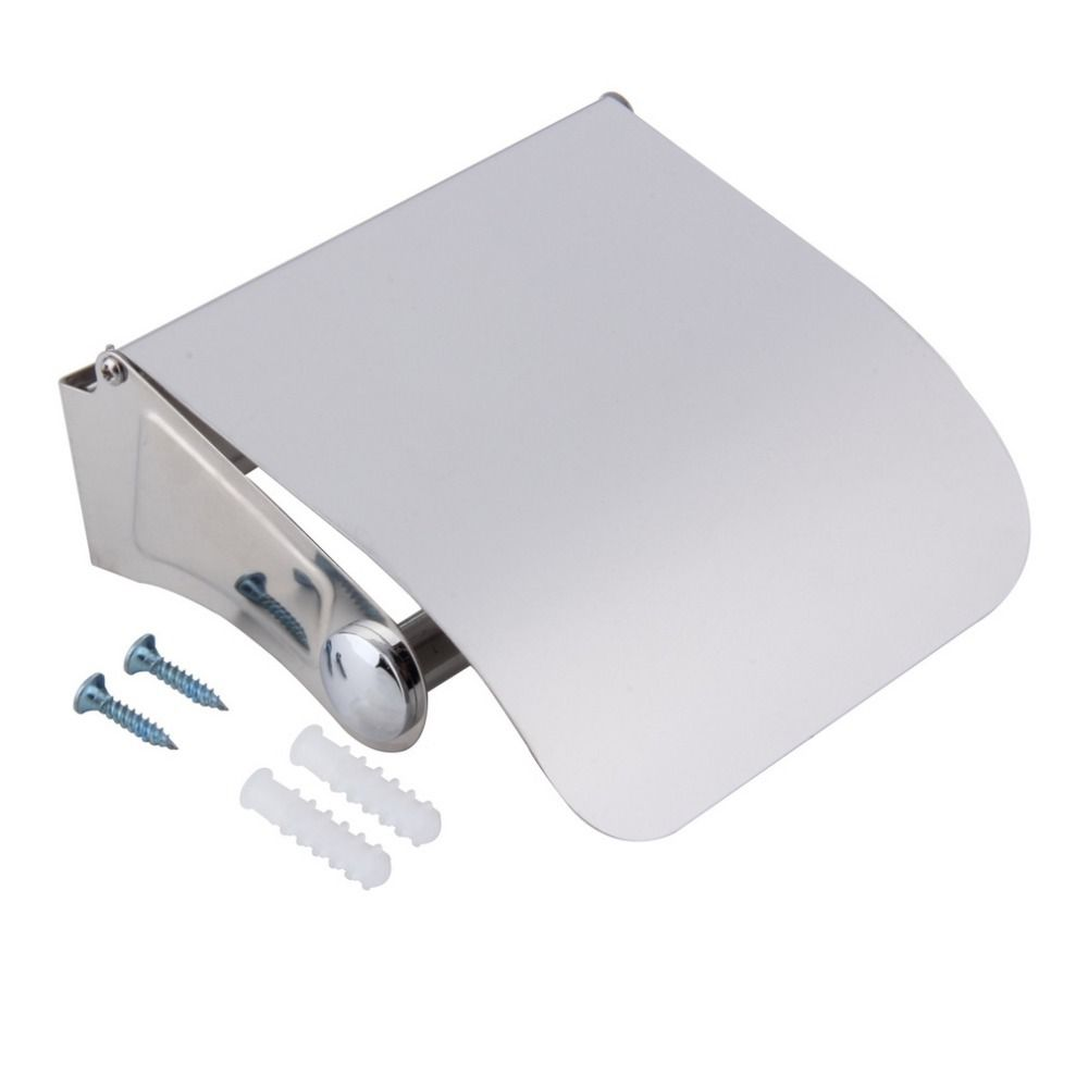 amazing durable bathroom accessories stainless steel toilet paper holder tissue holder roll paper holder box