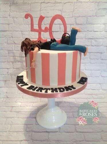 40 års fødselsdagsgave