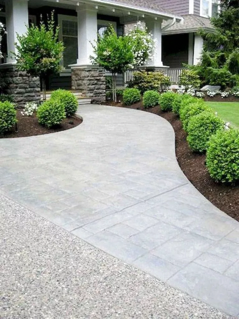 72 Most Beautiful Front Yard Landscaping Ideas For Stunning Home Front Front Yard Landscaping Design Small Front Yard Landscaping Backyard Landscaping Designs