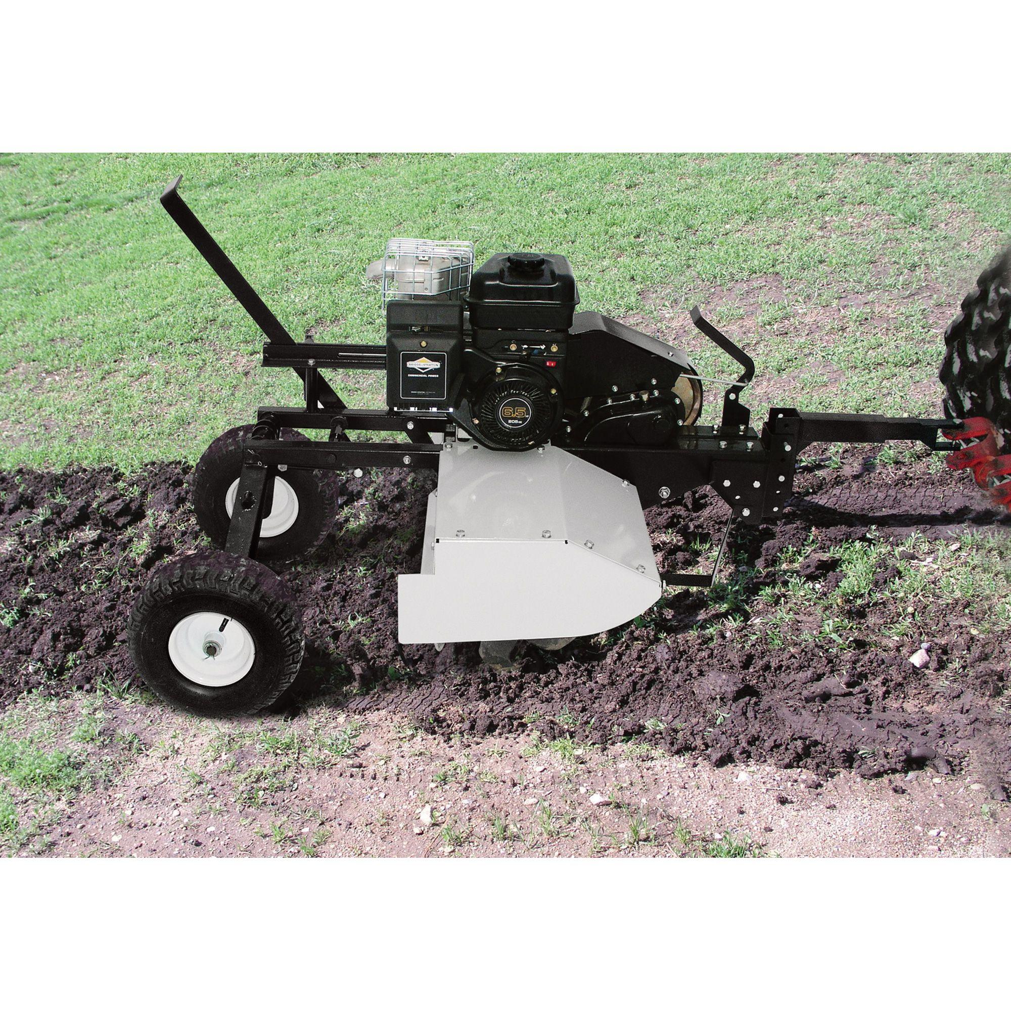 Field Tuff Tow-Behind Tiller — 36in  Width, Model# ATV-3665