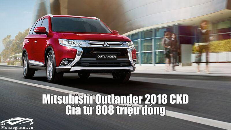 Gia Xe Mitsubishi Outlander O To Xe O To