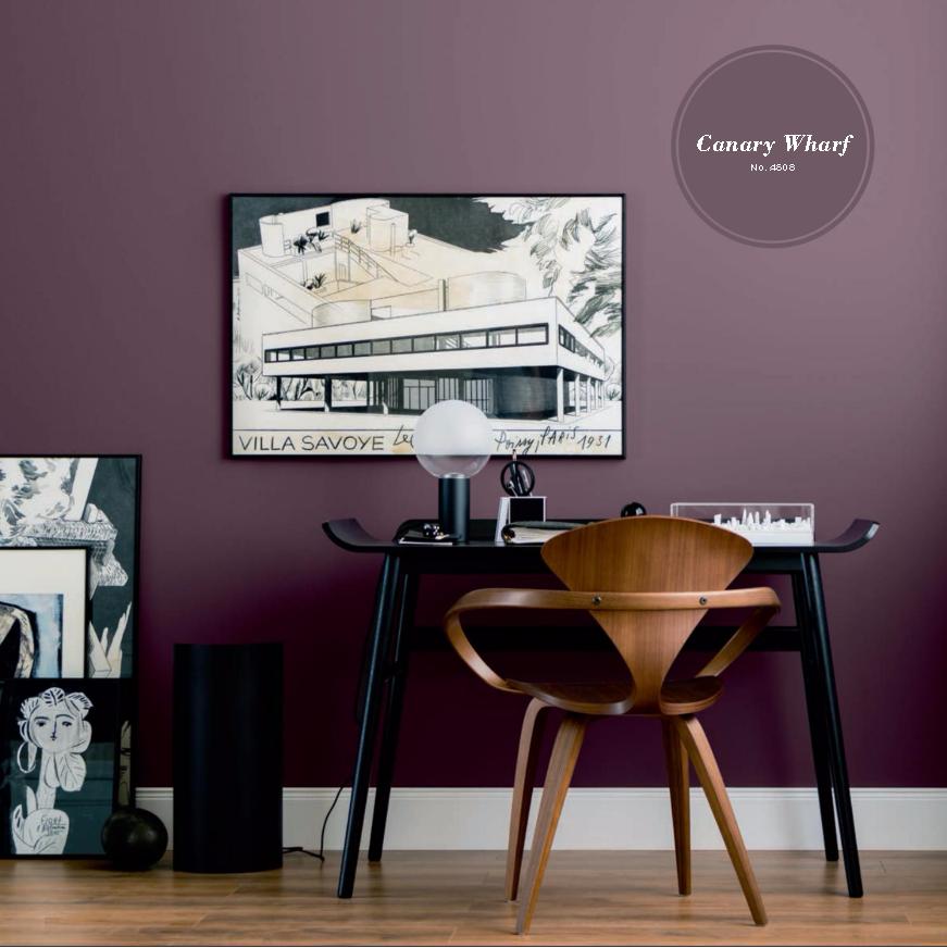 Die Lounge Farbe Des Urbanen Lifestyles Nennt Sich Canary Wharf Von Schoner Wohnen H Schoner Wohnen Farbe Schoner Wohnen Wandfarbe Globaler Einrichtungsstil