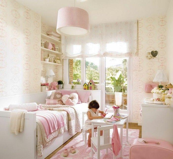 Kleines Kinderzimmer Einrichten   Die Besten Ideen Zur Praktischen  Raumplanung. Moderne Einrichtungsideen Für Mödchen  Und Jungenzimmer