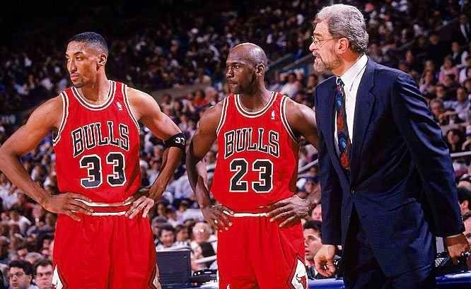Scottie, MJ, n Phil - Chicago's big 3