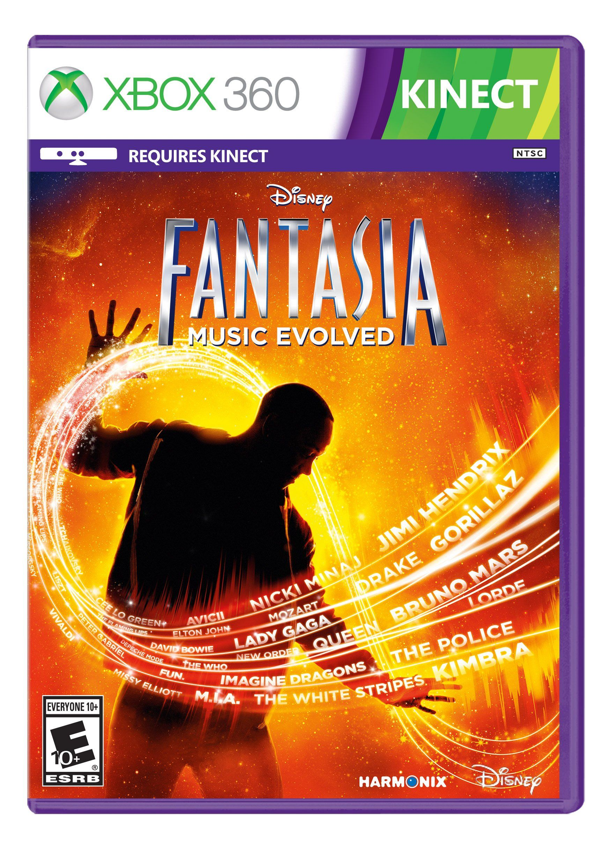 E 20 Disney Fantasia Music Evolved Xbox
